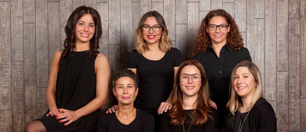 Haarfilosophie Team